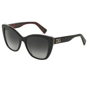 Dolce and Gabbana DG 4216 Cat Eye Sunglasses